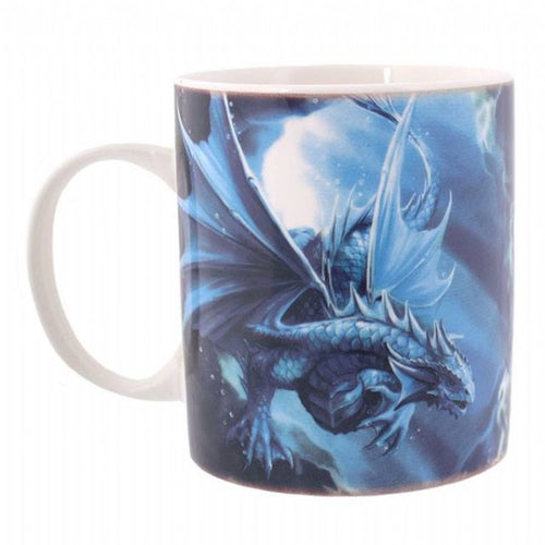 Water Dragon Mug by Anne Stokes - Rivendell Shop NZ