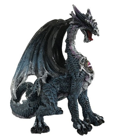 Large Fire Dragon Statue - Anne Stokes