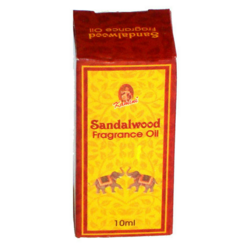 Kamini Fragrance Oil Sandalwood - Rivendell Shop NZ