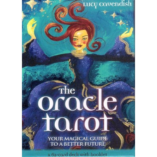 The Oracle Tarot by Lucy Cavendish