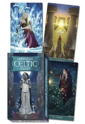 Universal Celtic Tarot Deck - Rivendell Shop NZ