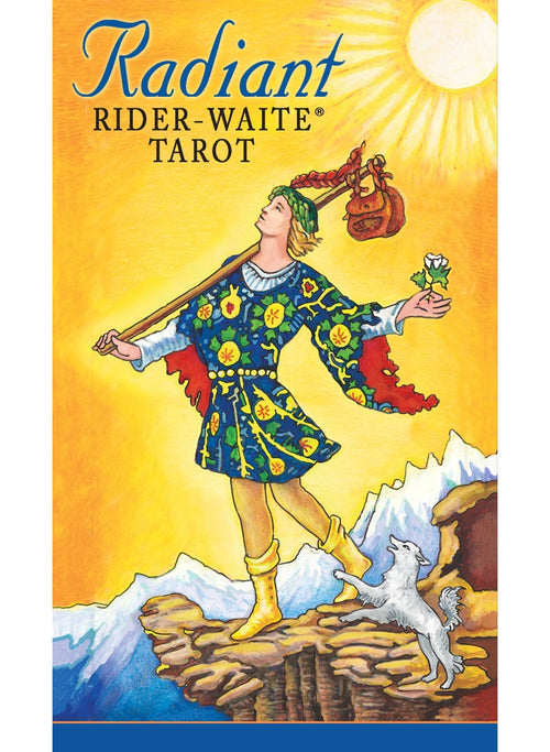 Radiant Rider Waite Tarot Deck - Rivendell Shop NZ