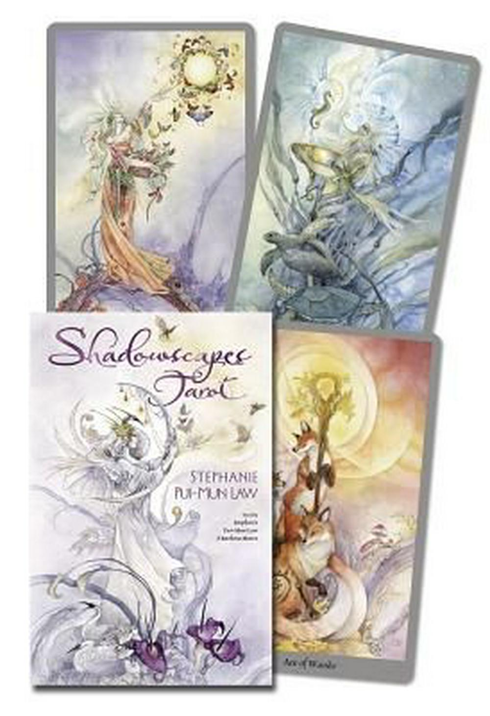 Shadowscapes Tarot Deck - Rivendell Shop NZ