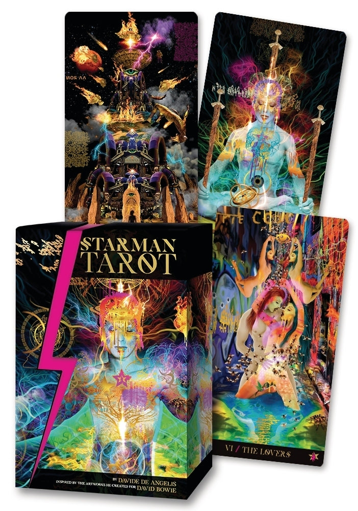 Starman Tarot Deck - Rivendell Shop NZ