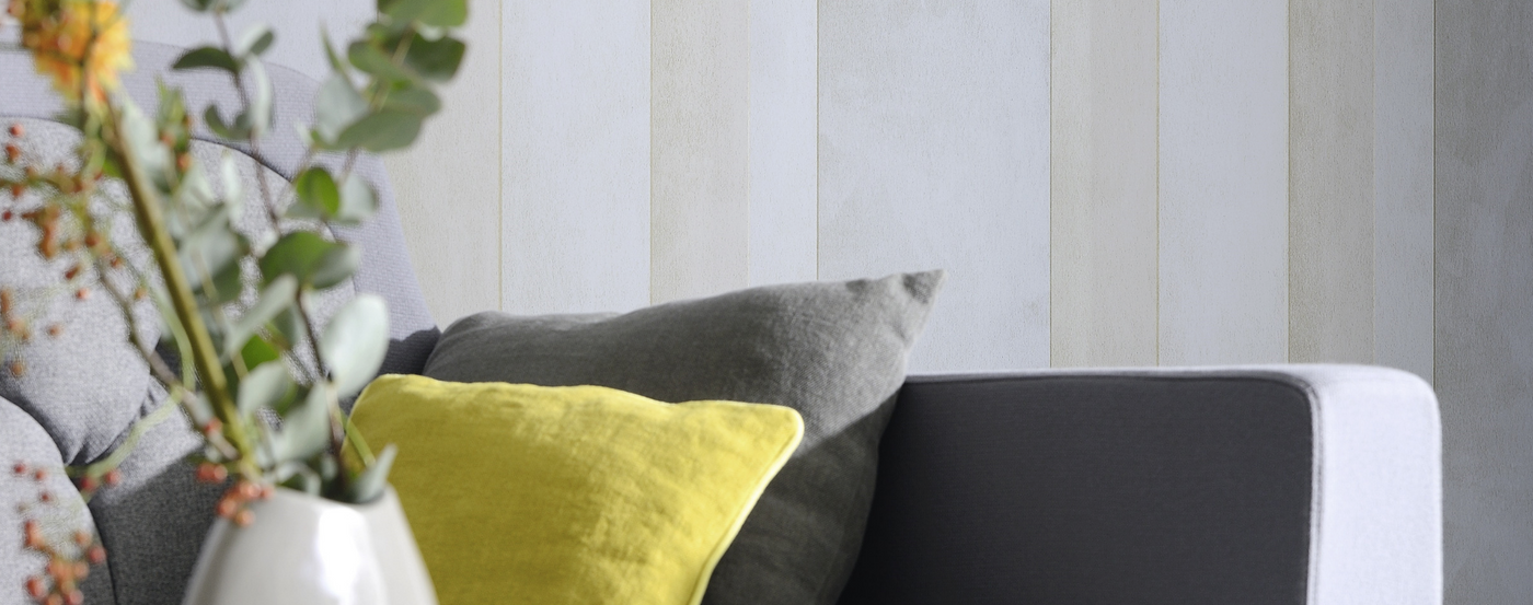 Striped Wallcovering