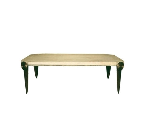 Medallion Coffee Table Wide Leg