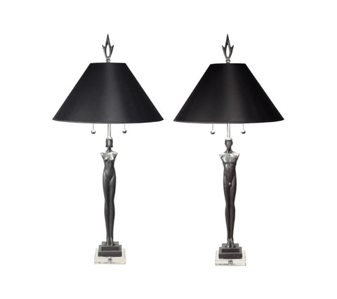 Eden Male Table Lamp
