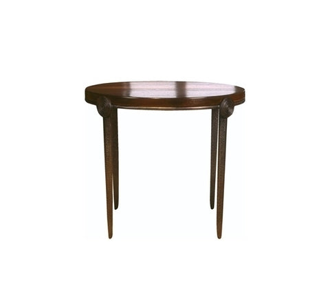 Medallion Side Table