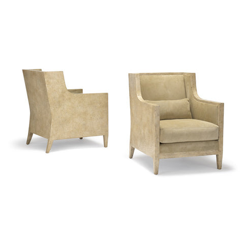 Loire Chair (Linen Wrap)