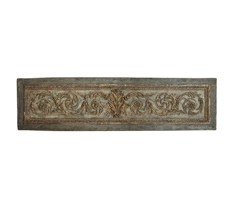 CARVED RECTANGULAR PANEL
