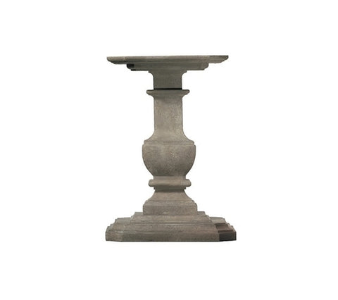 SMALL BALUSTRADE TABLE BASE