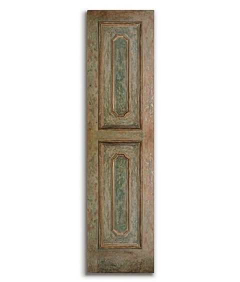 ANTIQUE REPRODUCTION DOOR PANEL