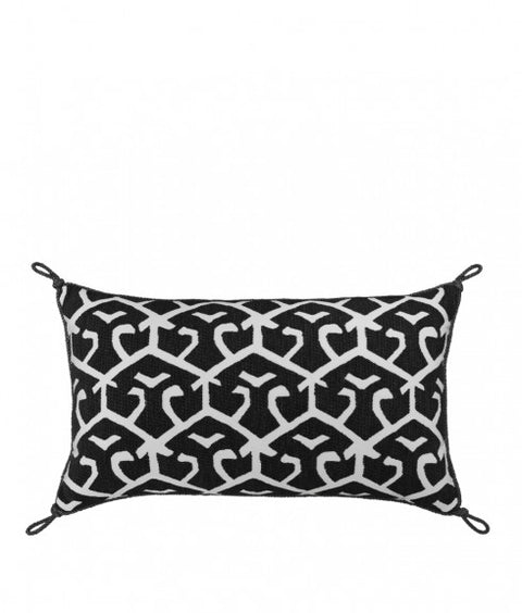 MARRAKESH PILLOW - ONYX