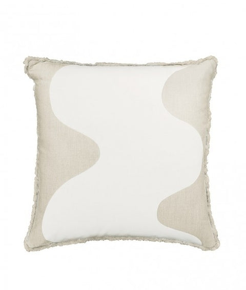 WAVE PILLOW - SELENITE