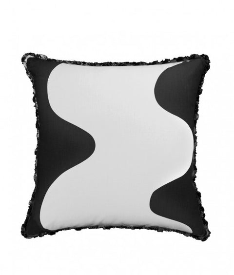 WAVE PILLOW - ONYX