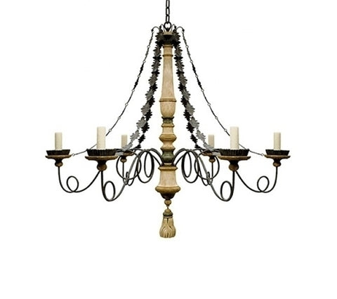 SORRENTO CHANDELIER - LARGE