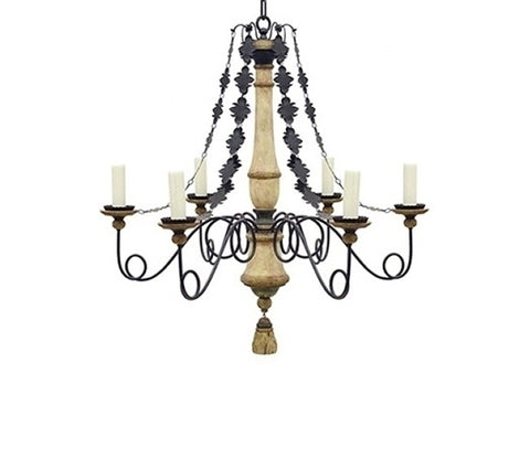 SORRENTO CHANDELIER - SMALL