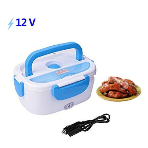 12V Electric Lunch Box Heating Warmer Food Container