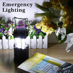 Collapsible 30 LED Camping Lamp Portable Lantern Water Resistant Outdoor  Linternas Lighting  Flashlight