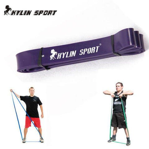 Kylin sport fitness equipment crossfit loop pull up physic resistance bands gym training