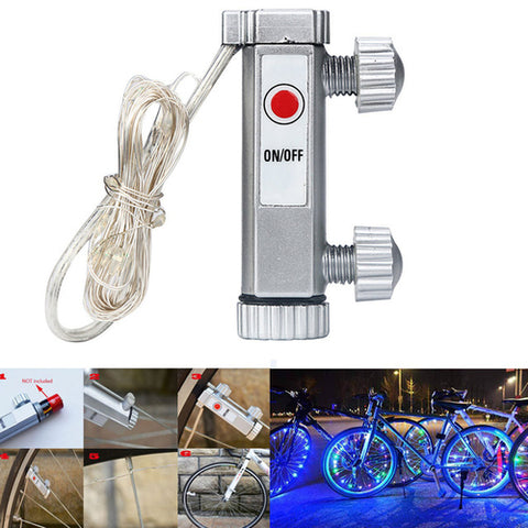 Youthful New Arrival Popular 20 LED Bicycle Lights