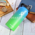 Brand Drinkware 32oz/40oz Hydro Flask Water Bottle Stainless Steel Insulated Wide Mouth Travel Portable Thermal Vacuum Bottle