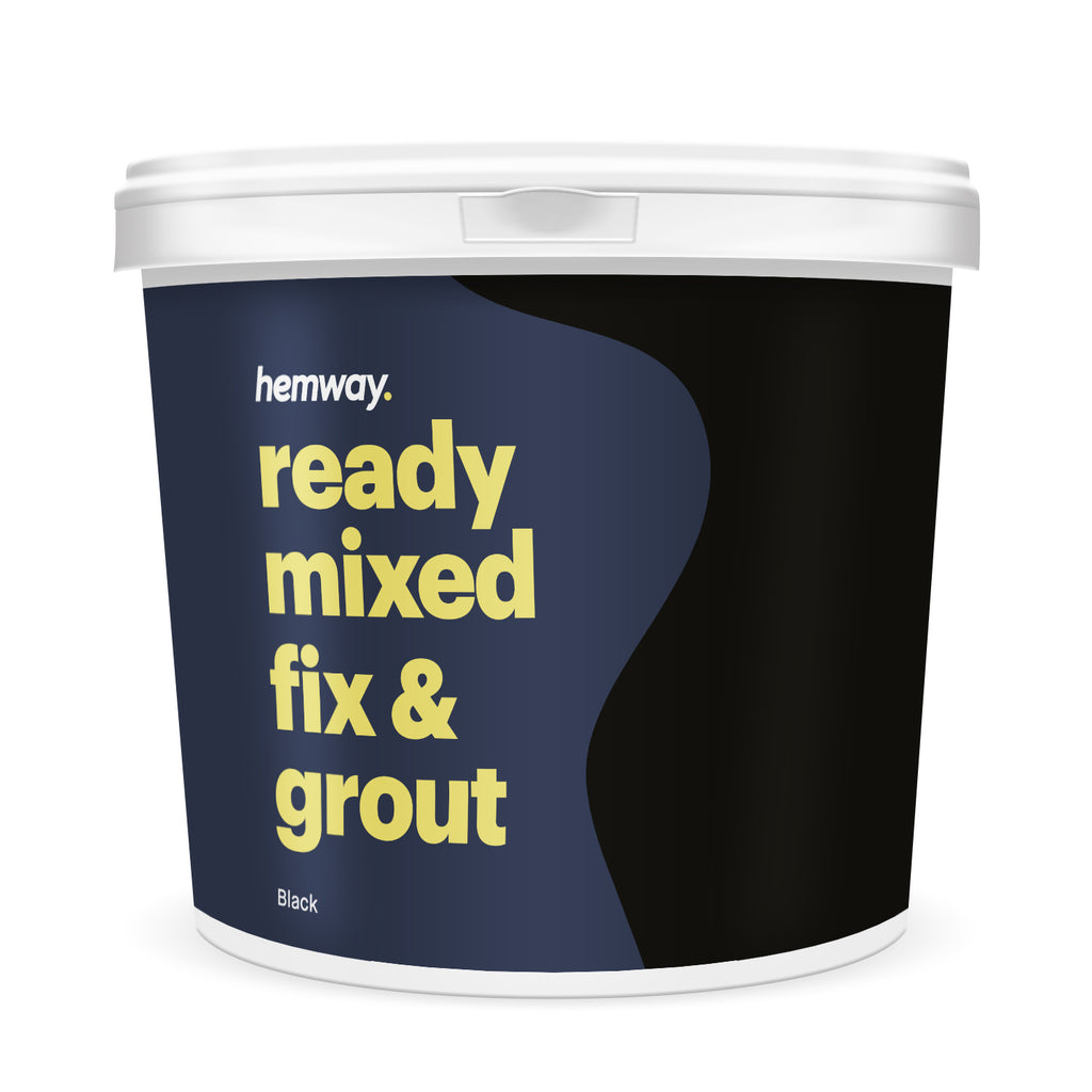 Ready Mixed Grout *thumb~jet-black