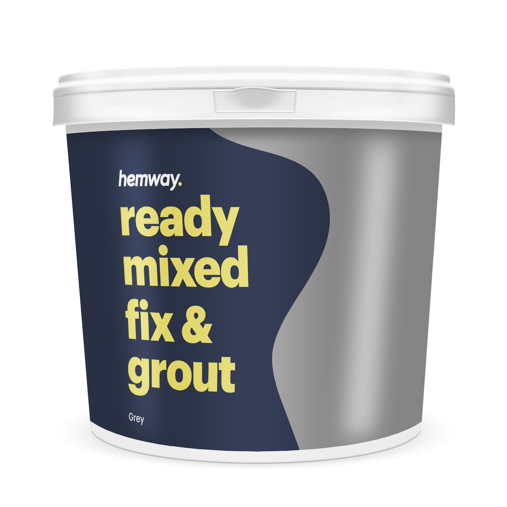 Ready Mixed Grout *thumb~grey