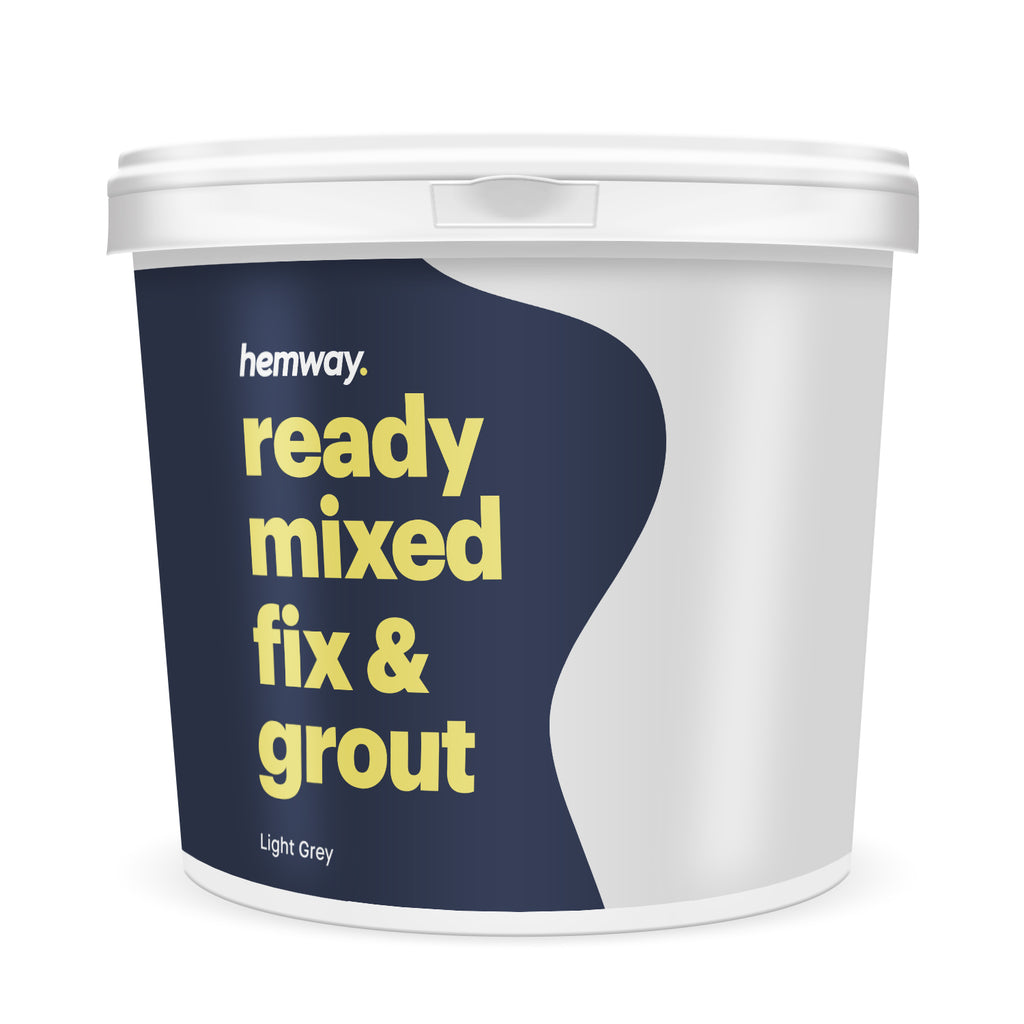 Ready Mixed Grout *thumb~light-grey