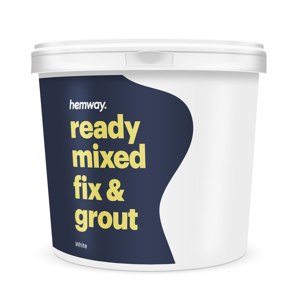 Ready Mixed Grout *thumb~bright-white