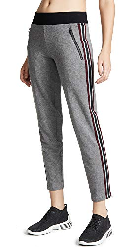 MICHI Women's Turbo Track Pants, Charcoal Grey, X-Small