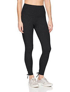 Onzie Women's Laced Up Legging, Black, X/S