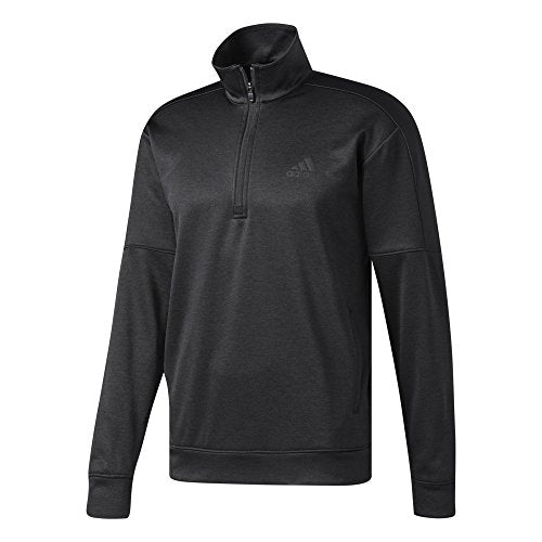 adidas Men's Team Issue Fleece Quarter Zip Jacket
