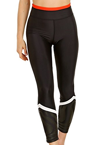 PE NATION The Triumphant Legging Black