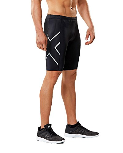 Men's Fitness Apparel, 2XU Core Compression Shorts