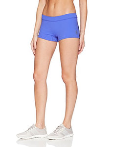 Reebok Women's CROSSFIT Chase Shorty, Acid Blue, Medium