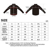 INBIKE Winter Men's Fleeced Athletic Jacket