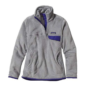 Patagonia Womens Re-Tool Snap-T Pullover, Xs