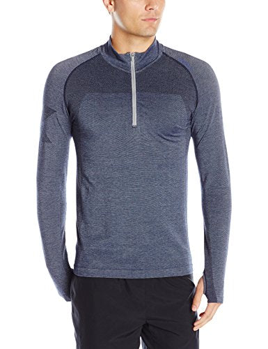 2XU Mens Movement Engineered Zip Thru Top, Men's Clothing, Men's Activewear
