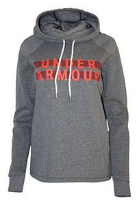 Under Armour Women's Athletic Fleece Hoodie Hooded Shirt