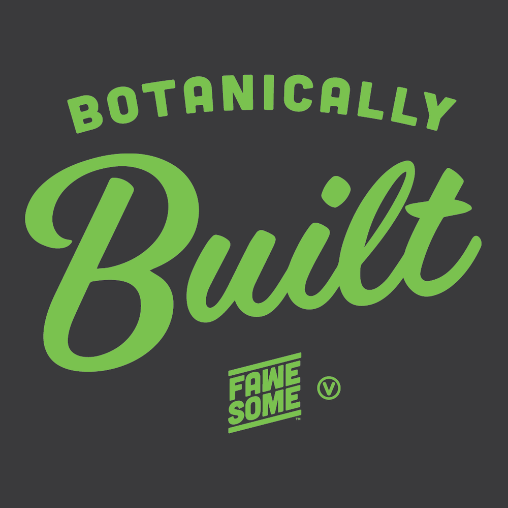 Botanically Built Tri-Blend T-Shirt