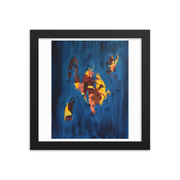 Shade - Framed Print