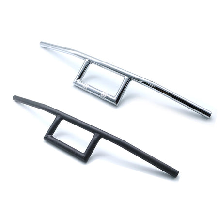 Guidon Window Bar 22mm [Chrome/Noir]