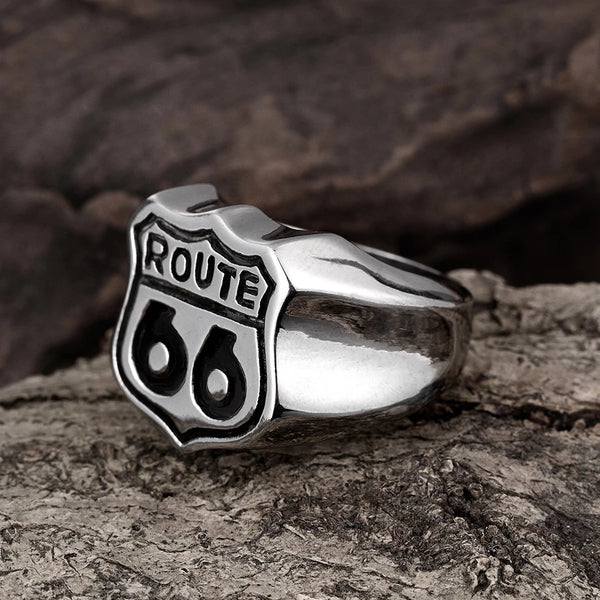 Bague Route 66 official
