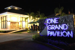 One Grand Pavilion Events Place Wedding Package