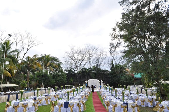 Ancon Pavilion Wedding Package