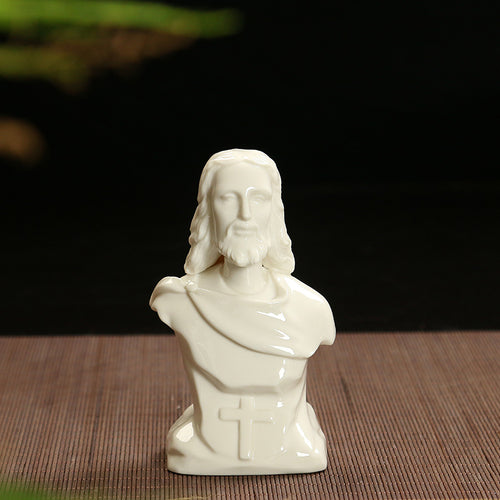 Christianity Ceramic Figurine