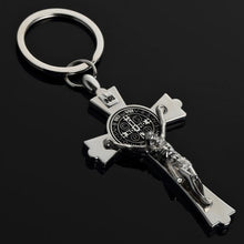Load image into Gallery viewer, Cross Bag Keychain