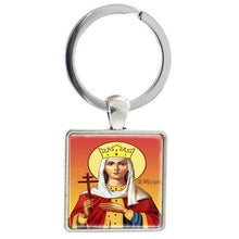 Load image into Gallery viewer, Christian Pendant Keychain