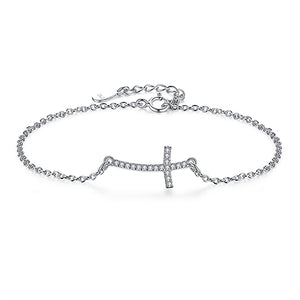 Faith Christian Cross Bracelet